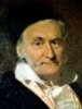 Carl- Friedrich Gauss
