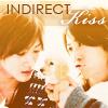 indirect kiss
