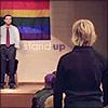 [quaf] Justin Stand Up