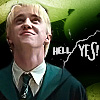 i can see your house from here: Hell yes (draco)