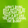 Deaf Leading Blind