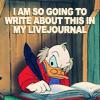 Disney: LJ Scrooge