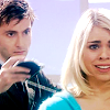Doctor Who (Ten and Rose) - Reach out