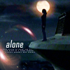 [dark angel] alone
