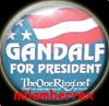 Gandalf for Prez!