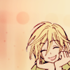 play hearts, kid.: Fai ● Smiling is my favourite~~.