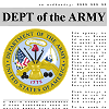 Dept of the Army: Hooah