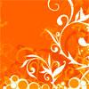 KrispyTin: orage swirl love