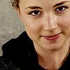 Bertha Jorkins: smile