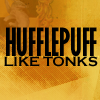 Hufflepuff Like Tonks