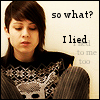 Tegan - so what?