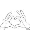 random : heart stock
