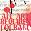 Art & Courage