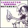 Yuuko Black: Card Captor Watanuki