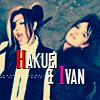 HAKUEI&IVAN