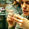 vardaofstars: BSG:  starbuck smoking