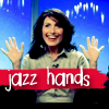 Time Lord: Lisa E: Jazz Hands