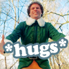 possibly Clare: elf:*hugs*
