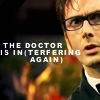 doctor is in(terfering again), glasses interfering