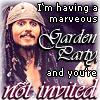 potc → garden party