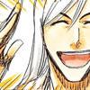Marin Liliz: [Bleach] Smiling Ukitake