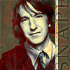 nice, smile, boy!pretty, young snape