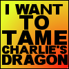 luvscharlie: Charlie's Dragon Tamed