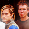 jared and matt-blond hair