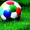 soccer ball-colourful