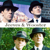 Well, I mean to say, what?: Jeeves and Bertie x2