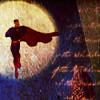 Floating Superman