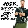 Kaz: Jack  (SG1)