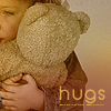 [ JESSI ]: [stock] teddy hugs