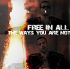 freein allyouarenot