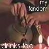 HawkMoth: tea