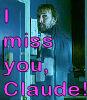 I miss Claude