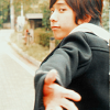 from the back; nino