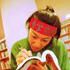 studying so hard; aiba