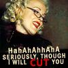 OOC cut you