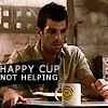 Heroes/Sylar - Happy Cup