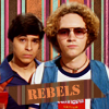 That 70s Show- rebels.