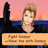 tea with demmie
