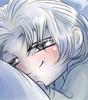 Blushing Draco
