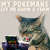 sarah not mary: [cat] Pokemons