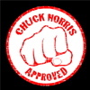 Chuck approved