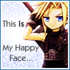 cloud's happy face