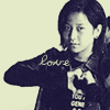 like a fortune cookie (short and vague): ryuichi ][ heeeeeeart