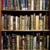 katyhasclogs: Bookshelf