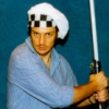 Mack the Spoon: lightsaber