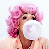 Happy | Grease Pink, Movie | Grease | Pink Bubble Gum